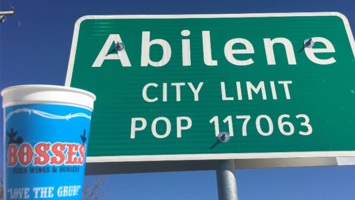 Welcome Abilene